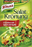 Knorr Croutinos mit Speck und Apfel