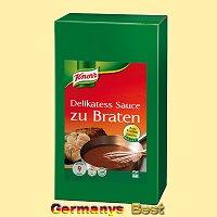 Knorr Delikatess Sauce zu Braten für 27L