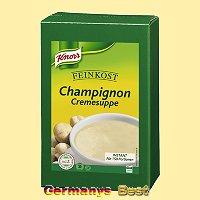 Knorr Feinkost Champignon Cremesuppe