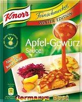 Knorr Feinschmecker Apfel Gewuerz Sauce -Winter Edition-
