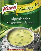 Knorr Feinschmecker Alpenländer Käsecreme Suppe