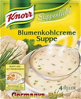 Knorr Suppenliebe Blumenkohlcreme Suppe