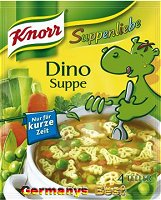 Knorr Suppenliebe Dino Suppe