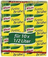 Knorr Fette Brühe 5l Würfel