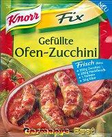 Knorr Fix Gefüllte Ofen-Zucchini