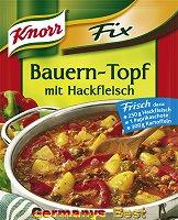 Knorr Fix Bauern-Topf