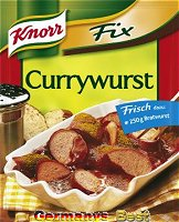 Knorr Fix Currywurst