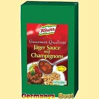 Knorr Gourmet Jäger Sauce mit Champignons für 27L