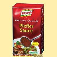 Knorr Gourmet Pfeffer Sauce für 3,5L