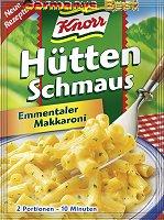 Knorr Hütten Schmaus Emmentaler Makkaroni
