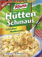 Knorr Hütten Schmaus Schinken Makkaroni