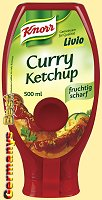 Knorr Curry Ketchup