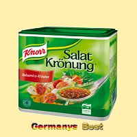 Knorr Salat Krönung Balsamico-Kräuter für 4L