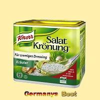 Knorr Salat Krönung Cremiges Kräuter Dressing für 7,2L