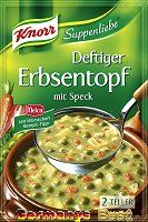 Knorr Suppenliebe Deftiger Erbsentopf