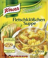 Knorr Suppenliebe Fleischklößchen Suppe