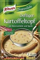 Knorr Suppenliebe Deftiger Kartoffeltopf