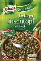 Knorr Suppenliebe Deftiger Linsentopf
