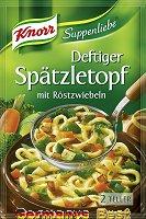 Knorr Suppenliebe Deftiger Spätzletopf