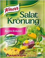 Knorr Salat Krönung Bunte Kräuter