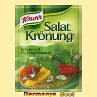 Knorr Salat Krönung Kräuter mit Frühlingszwiebeln