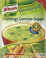 Knorr GemüseSatt Frühlings Gemüse Suppe