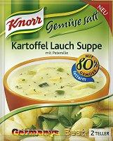 Knorr GemüseSatt Kartoffel Lauch Suppe