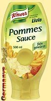 Knorr Pommes-Sauce