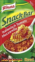 Knorr Snack Bar Italienisch Tomate Mozzarella
