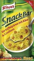 Knorr Snack Bar Kartoffelpüree mit Käse und Croutons