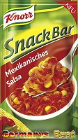 Knorr Snack Bar Mexikanisches Salsa