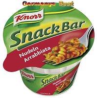 Knorr Snack Bar Nudeln Arrabbiata