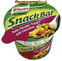 Knorr Snack Bar Asia-Nudel-Topf mit Gemüse
