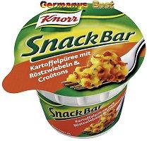 Knorr Snack Bar Kartoffelpüree mit Röstzwiebeln