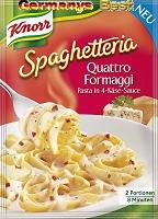 Knorr Spaghetteria Quattro Formaggi