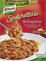 Knorr Spaghetteria Bolognese Pasta