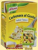 Knorr Tomato al Gusto Sahne-Sauce