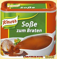Knorr Dose Sosse zum Braten