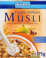 Koelln Fruechte-Vollkorn Muesli