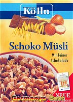 Koelln Schoko Muesli