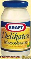 Kraft Delikatess-Mayonnaise
