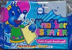 Kuechle Knabber Esspapier Tutti-Frutti-