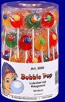 Kuefa Bubblepop Lollies