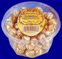 Kuefa Goldnuesse Bonbons