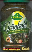 Kuehne Gruenkohl nach Oldenburger Art
