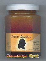 Goethe Schicht Konfitüre, 6 glasses