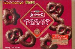 Kinkartz Schoko-Kraeuter-Printen