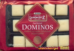 Lambertz Dominos, Weiss