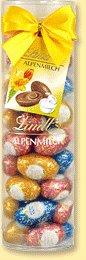 Lindt Alpenmilch Eier Röhre