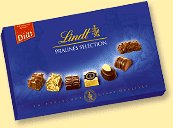 Lindt Diaet Pralines Selection